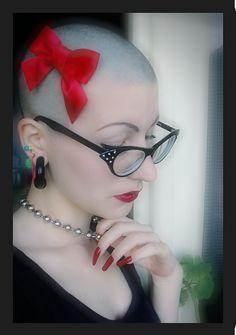 Bald by colorful_amoeba, via Flickr