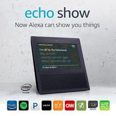 Geek Chic Reviews: Amazon Echo Show Review