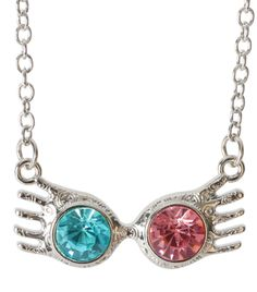 Luna's Spectrespecs Pendant Necklace