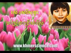 Ros Sereysothea | Khmer oldie songs, Ros Sereysothea Collection, Khmer songs