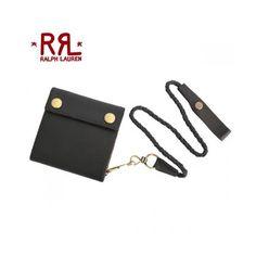 [ RRL/Ryder Leather Wallet ] アメカジ ファッション|ヴィンテージ ファッション|ジェイクルー
