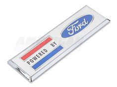 Powered By Ford emblem - $35