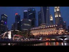 Singapur - Stadt im Garten