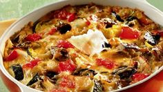 Gratin de Légumes du Soleil WW – Plat et Recette WW sun vegetable gratin, recipe for a delicious gratin of good vegetables, easy and simple to make for a light meal. Ketogenic Diet Food List, Keto Food List, Keto Foods, Pizza Nutrition Facts, Food Facts, Best Egg Recipes, Healthy Recipes, Eat Healthy, Keto Approved Foods