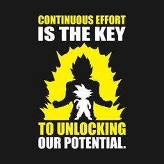 Unlock Your Potential (Goku) - Visit now for 3D Dragon Ball Z compression shirts now on sale! #dragonball #dbz #dragonballsuper