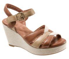 Softwalk Women's Wedge Sandal, St. Helena (Natural Multi) $119.95