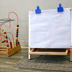 LePort Preschool Huntington Beach - Art and motor skills area at Montessori daycare