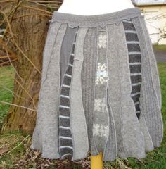 Upcycled Sweaters Thanks @Amber Willis