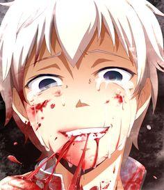 Corpse Party - Kishinuma Yoshiki I think this is when Yoshiki cannibalizes Ayumi ;-;-;-;-;