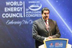 Maduro: Los vampiros imperiales quieren torcernos el brazo para evitar el surgimiento de un nuevo mundo