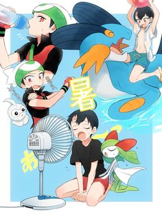 Ruby and your Pokemon Pokemon Manga, Pokemon Mew, Pokemon Comics, Pokemon Ships, Pokemon Funny, Pokemon Fan Art, Pokemon Steven, Pokemon Sketch, Pikachu