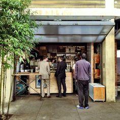 Blue Bottle Cafe (1 of 5?)S.F.