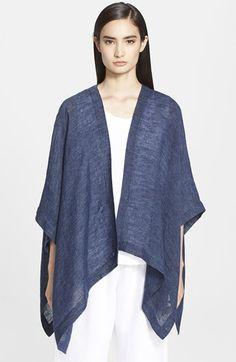 Linen Tabard Coat