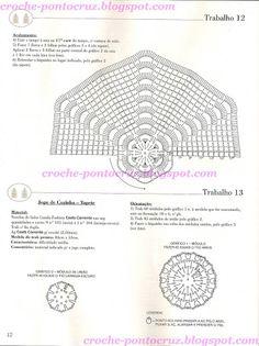 Revista Croche 39 - Adriana Roque - Álbuns da web do Picasa