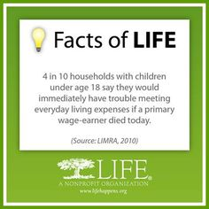 September is Life Insurance Awareness Month! See our site/blog for more details: http://www.eatoninsuranceservices.com/2014/09/03/september-life-insurance-awareness-month/