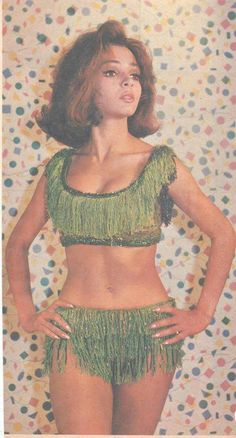 Ana Martín, diva del cine de los años 60s, miss mundo por México en 1963.