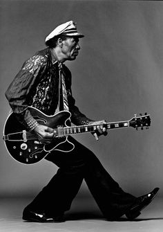 Rock and roll~ the Original One Himself....            ~Mr. Chuck Berry~
