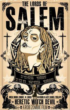 The Lords of Salem - Ryan Huddle