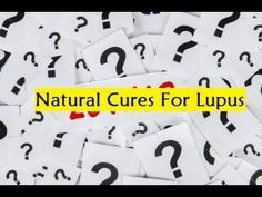 Natural Cures For Lupus - Testimonial