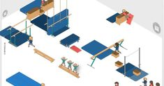 Parkour, School, Sports, Physical Education Lessons, Hs Sports, Excercise, Schools, Sport