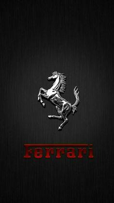 Ferrari Sign, New Ferrari, Luxury Car Logos, Top Luxury Cars, Car Iphone Wallpaper, Sports Car Wallpaper, Lamborghini Cars, Bugatti, Ferrari Laferrari