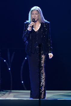 Barbra Streisand - At 71 years old, she is still just as fabulous as she was 50 years ago!
