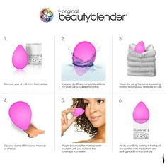 Beauty Blender! A make-up tool must-have!  Bella is really wanting one of these.  Good stocking stuffer!