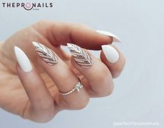 From 1 - 10, what would you rate for this design?  #nails #design #manicure