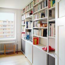 mfsystem - Impressionen Shelving, Bookcase, Furniture Design, Cabinet, Storage, Home Decor, Ideas, Home Decoration, Shelves