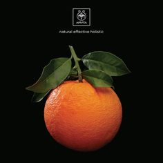 We use #fruits for their amazing properties! #Orange is rich in vitamin C, tones, rejuvenates, gives shine and #radiance to hair and skin plus uplifts our mood! #APIVITA #naturalproducts #cosmetics #beauty Read more at www.apivita.com