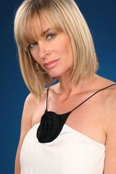 Eileen Davidson out as Ashley Abbott on Y Is she headed back to Days of Our Lives? Get the details!