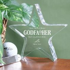 Show your birthday recipient that he or she is a star with this custom birthday keepsake, which says HAPPY BIRTHDAY and will be beautifully engraved with a name and date. Thirty Birthday, Birthday Star, 30th Birthday, It's Your Birthday, Birthday Gifts, Birthday Ideas, Godfather Gifts, The Godfather, Engraved Gifts