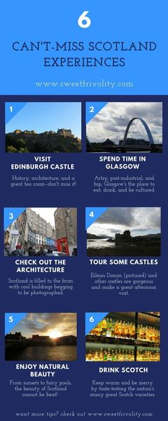 Planning a trip to Scotland?
