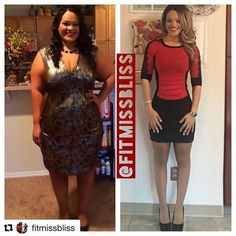 IG InspirWeighTion via @fitmissbliss �Visit TheWeighWeWere.com to read full weight loss stories!�