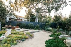 Appear this necessary graphic and also look into the here and now details on Front Landscaping Ideas Australian Garden Design, Australian Native Garden, Modern Landscaping, Landscaping Plants, Landscaping Ideas, Back Gardens, Outdoor Gardens, Rectangle Garden Design, Coastal Gardens