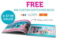 York Photo: Free 4x6 Photo Book For New Customers