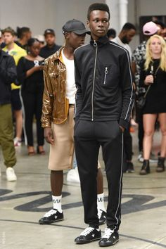 From WGSN Catwalks: What We Wear - Spring/Summer 2018