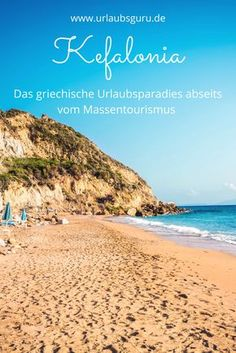 Die wunderschöne Insel Kefalonia ist ein griechisches Urlaubsparadies, weit entfernt vom Massentourismus. Noch heute ist dieses schöne Fleckchen Erde ein echter Geheimtipp unter den Urlaubern.