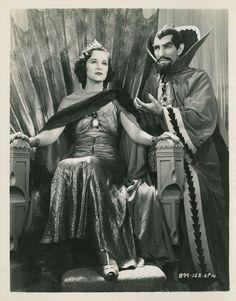 Beatrice Roberts and Charles Middleton, Flash Gordon's Trip to Mars (1938)
