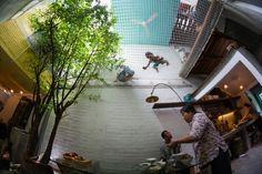 Saigon house par a21studĩo - Journal du Design