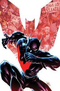 Comic Book. BATMAN BEYOND #8