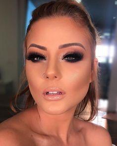 Amazing Wedding Makeup Tips – Makeup Design Ideas Cute Makeup, Glam Makeup, Gorgeous Makeup, Skin Makeup, Makeup Eyeshadow, Makeup Brushes, Makeup Remover, Wedding Makeup Tips, Natural Wedding Makeup