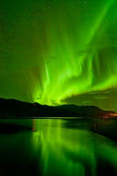 Auroras  Taken by wayne roberts on September 24, 2014 @ Carcross, Yukon in front of my house.