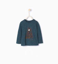 Image 1 of Bear top from Zara