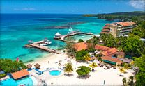 Sandals Ocho Rios in Jamaica...Tony and I WILL be going here for our 15th anniversary...2 1/2 years to save :)