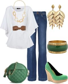 """""""Casual"""" by outfits-de-moda2 on Polyvore"""