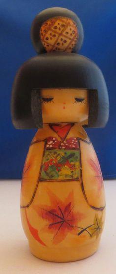 Japanese Samurai Doll Vintage Warrior Man Doll Handmade Birthday Gifts B