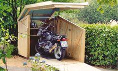 Fahrradbox bauen: Schritt 23 von 23