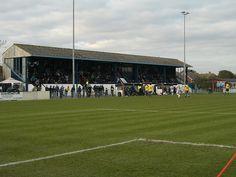 Privett Park - Home of Gosport Borough FC