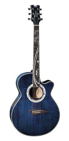 Dean Key Largo Acoustic Electric Guitar Picture